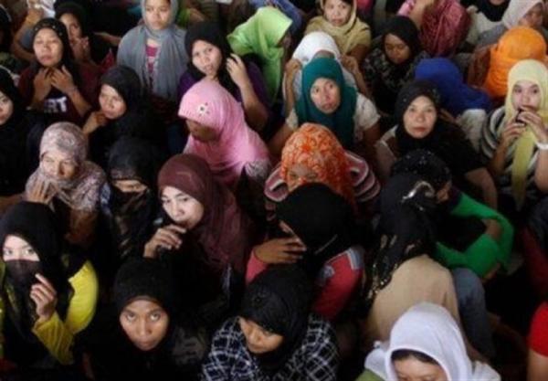 شرایط اسفناک کارگران زن سریلانکایی در زندان های عربستان