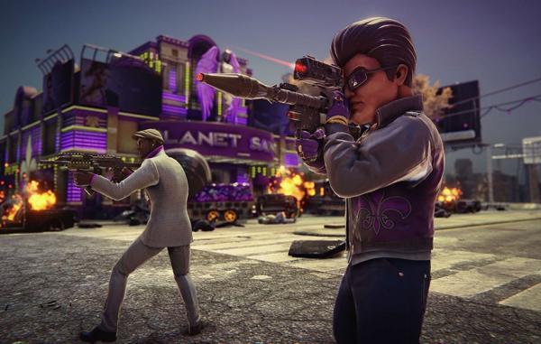 بازسازی Saints Row 3 برای کنسول های نسل بعدی معرفی گردید