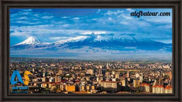 راهنمای سفر به ارمنستان با الفبای سفر
