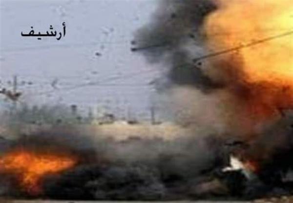 انفجار 4 خودرو در شرق حلب سوریه