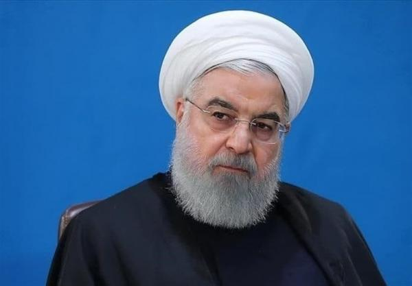 روحانی: افتتاح 7 راه آهن در یک روز تا سرانجام دولت در تاریخ ایران بی سابقه است ، به خاطر قطعی های برق از مردم عذرخواهی می کنم
