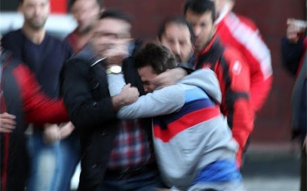دستگیری 10 نفر از اراذل و اوباش در یک درگیری گروهی