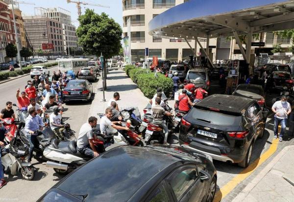 کشته شدن سه نفر بر سر بنزین در لبنان!