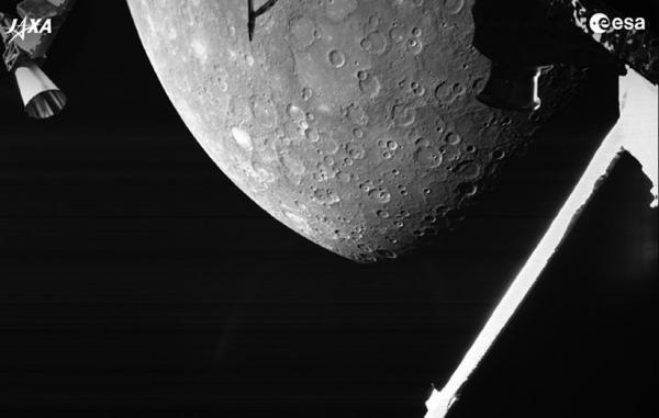 تور ارزان سریلانکا: فضاپیمای بپی کلمبو برای نخستین بار با رودکی در سیاره عطارد دیدار کرد